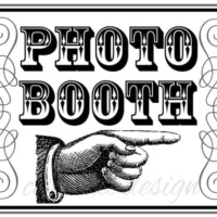 The Magic of Pics Photo Booth for Wedding Receptions!